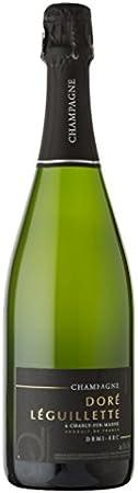 Champagne Demi Sec Doré Léguillette - 6 Botellas