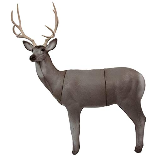 BIGSHOT Real Wild 3D Mule Deer Target