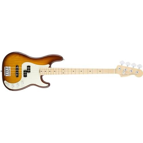 Ash Bass (Fender American Elite  Precision Bass, Ash - Tobacco Sunburst)