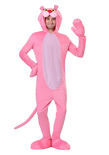 Plus Size The Pink Panther Costume 2X