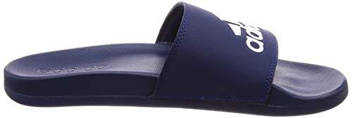 Herren Blau Cf Adidas Dusch Mono Adilette azuosc azuosc Pantoletten ftwbla amp; 000 Badeschuhe 481qttnxS