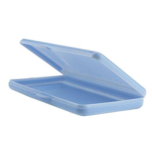 Portátil para pañales bolso cambiador plegable con caja de papel... azul azul café