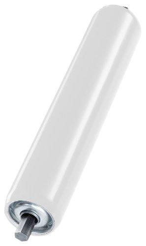 VinylGuard 31-CVF-1375W PVC Heat Shrink FDA Conveyor Roller Cover, 1-3/8