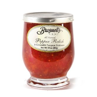 Braswells, Relish Pepper, 10 Ounce