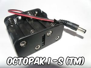 Octopak 1 s Tm Battery Supply product image