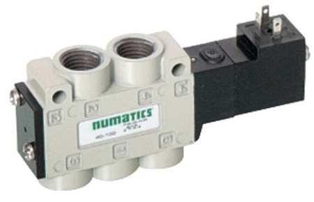 Numatics Air - Solenoid Air Control Valve, 1/4 In, 24VDC