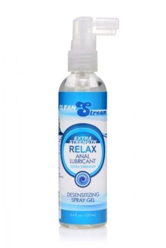 Recommended lube for anal sex