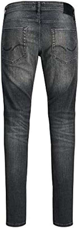 JACK & JONES Male Slim Fit Jeans Glenn ORIGINAL GE 322 50SPS: Odzież