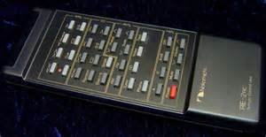 Rare original OEM Nakamichi remote control,RE-2RC,warranty for sale  Delivered anywhere in USA