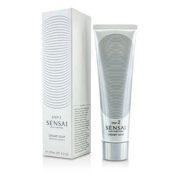 Kanebo Sensai Silky Purifying Creamy Soap, New Packaging, 4.3 ()