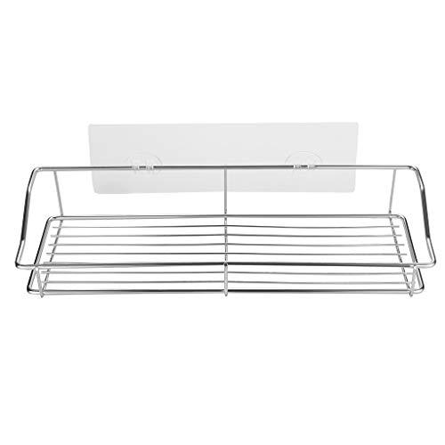 Clearance Sale!DEESEE(TM)Stainless Steel Storage Rack Kitchen Bathroom Shelf