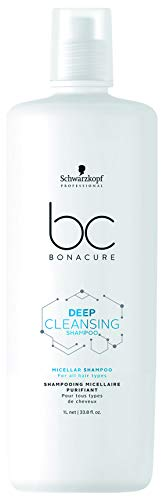 Schwarzkopf Professional BC Deep Cleansing Shampoo - 1000ml