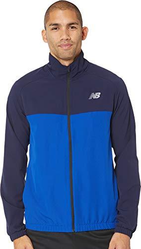 (New Balance Men's Tenacity Woven Jacket, Team Royal, XX-Large)