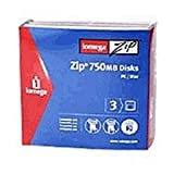 Iomega 750 MB Zip Cartridge PC/MAC (8-Pack) (Discontinued by Manufacturer)