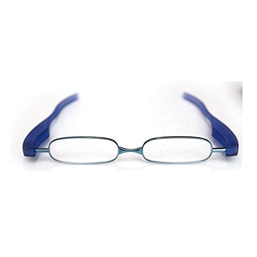 멋쟁이 레이디스 맨즈 시니어 글래스 안경 돋보기 포드 리더 스마트 Podreader smart 전10색(당점 한정2색) 남성용 여성용(오리지날 블루,1.5)