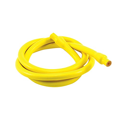 Lifeline R7 4′ Plugged Resistance Cable, 70 lb, Yellow For Sale