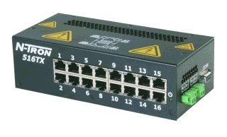 N-tron Ethernet Switch 516TX-A