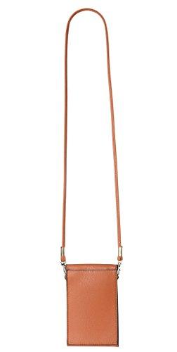 Purse 3850 Weight Smartphone Leather Body Handbag Wallet Plum Light Cellphone PU LI Diophy Cross UxqWBBza