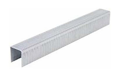 Duo Fast 7516C 19 Gauge Galvanized Staple 15/32-Inch Crown x 1/2-Inch Length, 5000 Count