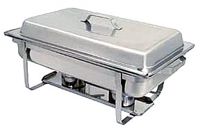 Image Unavailable Not Available For Color Full Size Chafing Dish 8 Qt
