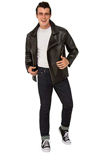 Rubie's Men's Grease, T-Birds Costume Jacket, As Shown, Small