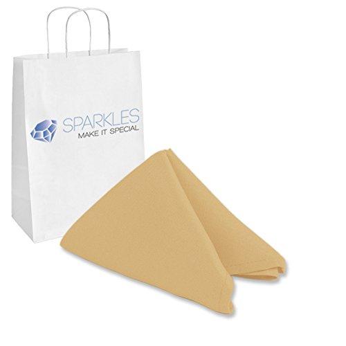 restaurant linen napkins - 3