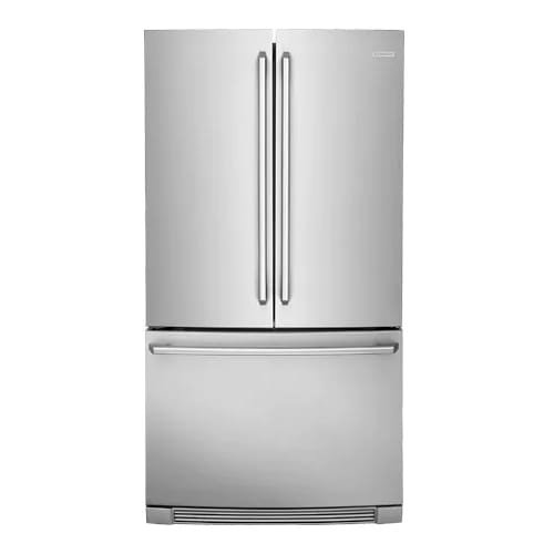 Electrolux EI23BC32SS 36'' Energy Star Certified Counter-Depth French Door Refrigerator with 22.44 cu. ft. Capacity Cool Zone Drawer IQ-Touch Controls Ice Maker and PureAdvantage Fil by Electrolux