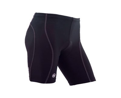 Canari Men's Triathlon Short, Black, - Short Tri