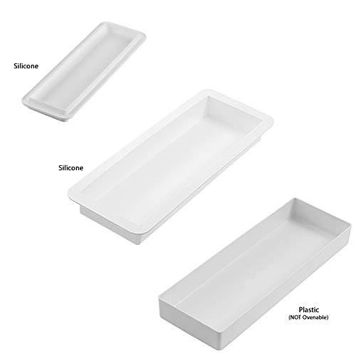 Silikomart Kit Dolce Sogno 1500: 2 Silicone Molds and 1 Plastic Supporter by Silikomart (Image #1)