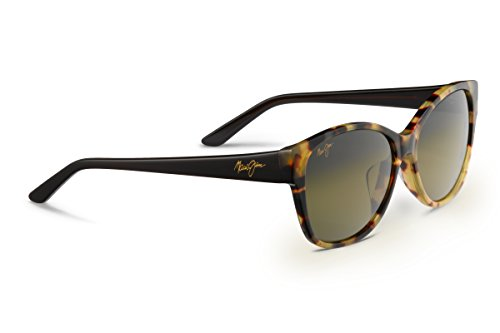 Maui Jim Summer Time Polarized Sunglasses - Women's Tokyo Tortoise / HCL Bronze One Size by Maui