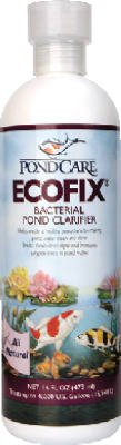API POND ECOFIX SLUDGE DESTROYER Pond Water Clarifier and Sludge Remover Treatment
