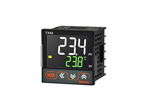 Autonics TX4S-24C Temperature Controller, 1/16 DIN, LCD display 4 Digit