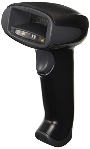 Honeywell 1900GSR-2-EZ Xenon 1900 Area Imaging Scanner for 1D/PDF417/2D Barcode, Standard Range Imager, Easydl Software, Black- No Cable is included
