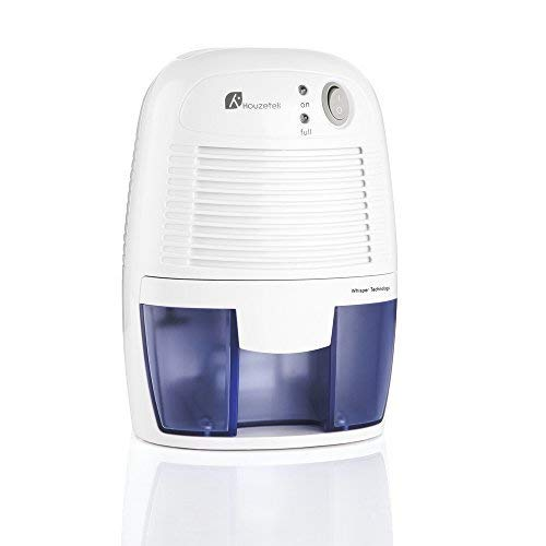 Mini Dehumidifier, Portable Closet Dehumidifier 1200 Cubic Feet (150 sq ft), Compact Dehumidifier for Home, Bathroom, Kitchen, Bedroom, Closet, Basement, Ultra Quiet Thermo-Electric Dehumidifiers
