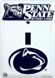 Penn State Light Switch Cover