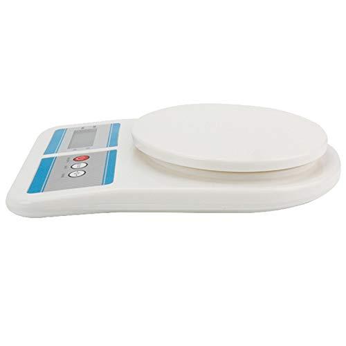 Cucsaist Básculas de Cocina Básculas electrónicas Básculas Digitales Básculas de nutrición Básculas para Hornear en el hogar Básculas pequeñas Exactas ...