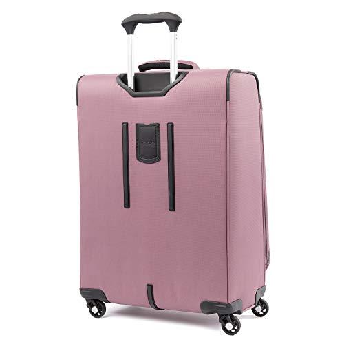 Travelpro Luggage Maxlite 5 Lightweight Expandable Suitcase , Dusty Rose
