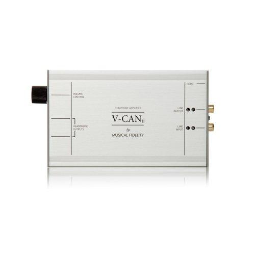 Musical Fidelity V-CAN II ヘッドホンアンプ 並行輸入品 B001P6BSM2