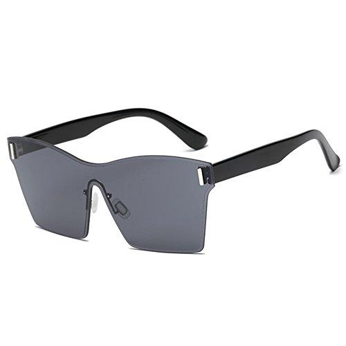 una 148 de 144 de sol gafas salvaje NIFG de mm unisex E pieza tendencia Gafas sol 55 qwppOXU