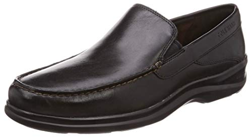 Cole Haan Men's Santa Barbara Twin Gore II Loafer, Black, 11 Medium -