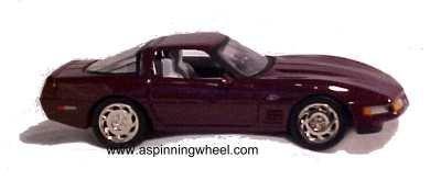 1993 40th Anniversary Corvette - 8