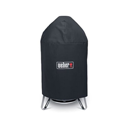 Weber 97201 Vinyl Cover For 18 5 Quot Charcoal Smokey Mountain