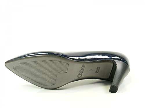 Gabor 41-280 Zapatos de tacón de material sintético mujer Blau