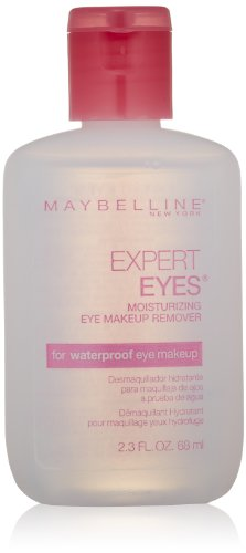 Maybelline Expert Eyes Moisturizing Eye Makeup Remover, For