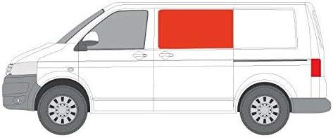 Black Out cortina de furgoneta Kit de conversión para la mano izquierda Puerta Corredera ventana: Amazon.es: Coche y moto