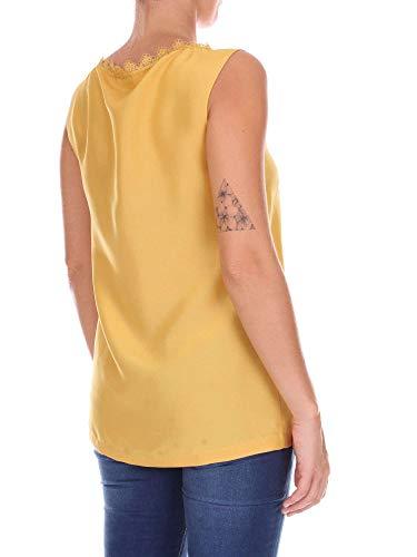 Top A08061620 Mujer Alberta Oro Ferretti 0aqUO