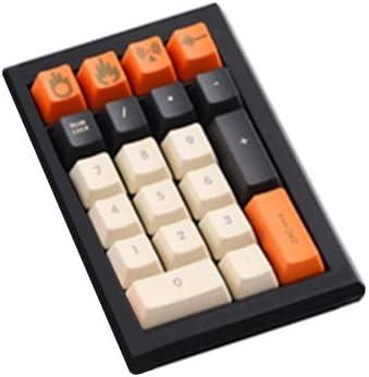 Cap teclado tecla clave mecánica 108 teclas, 87-clave de 125 ...