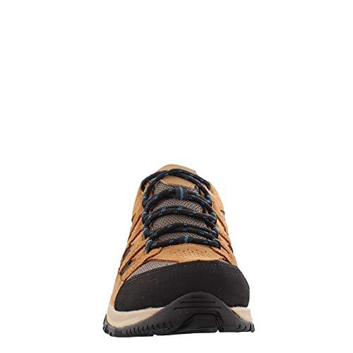 Columbia Men's, Crestwood Waterproof Hiking Shoes MUD 9 M