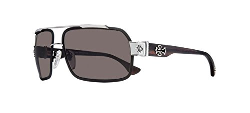 Chrome Hearts - Hummer - Sunglasses (Matte Black-Ebony Wood, Dark - Hummer Sunglasses