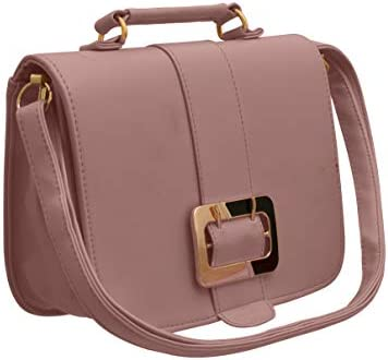 TAP FASHION Fancy Stylish PU Leather Women s Sling Bag with Adjustable  Strap for Ladies and Girls 8b2c4a6a77209